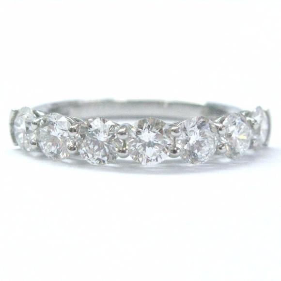 40 off Movado Jewelry Movado Platinum Round Diamond 7Stone